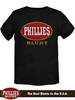 """Phillies Blunt"" Classic Logo T-Shirt"