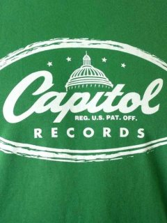 Capitol Records Dome Logo T-Shirt