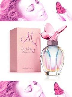 """Mariah Carey's """"Luscious Pink"""""""