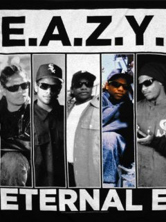 Eternal E Multiple Boxed Photos Of Eazy