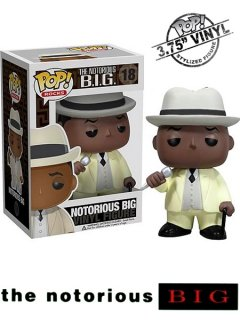 "Funko ""POP ROCK !"" The Notorious B.I.G."