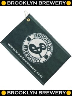 """BB"" Official Bar & Golf Towel"