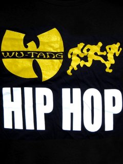 WU Run Hip Hop T-Shirt