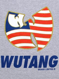 ROCK SMITH × WU-TANG CLAN W Flag Tee