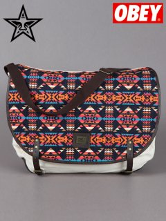 OBEY Uptown Messenger Bag