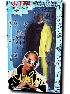 "12"" Snoop Dogg - ""Snoopafly"" Action Figure"