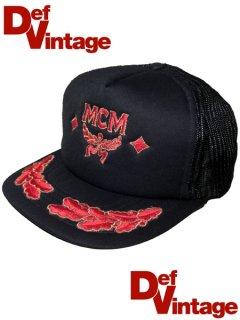 """FAKE """"MCM"""" Snapback Cap"""