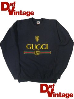 FAKE GUCCI Crew Sweat Shirt