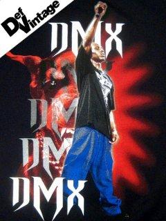 DMX On The Mic Long Sleeve T-SHIRT