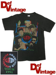BELL BIV,JOHNNY,KEITH, TOUR T-SHIRT
