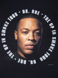 Dr. Dre Up In Smoke Tour T-Shirt