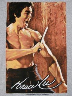 Bruce Lee Sticks T-Shirt