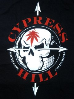 Cypress Hill 20 Years Strong Tee
