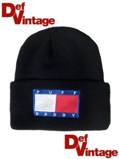 "Puff Daddy ""Tommy Flag"" Beanie"