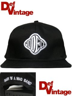 "Jodeci ""Diary Of A Mad Band"" Snapback Cap"
