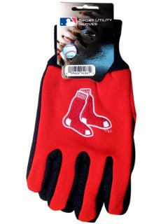 "TWOTONEGLOVES ""BOSTON RED SOX"" TWO TONE GLOVES"