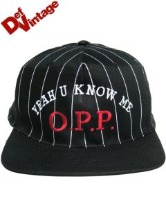 "Naughty BY Nature ""OPP"" Snap Back Cap"