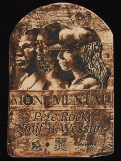 "Pete Rock & Smif-N-Wessun ""Monumental"" T-Shirt"