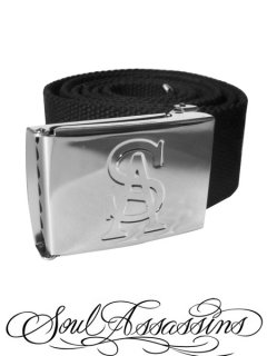 Soul Assassins Classic Logo Belt
