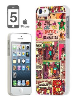 """FRESH CARTOON"" iPhone5 Case"