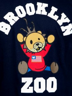 Wu-Tang L T D Exclusive U S A For O D B Brooklyn Zoo S/S Tee