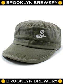 Brooklyn Brewer's Fidel Cap
