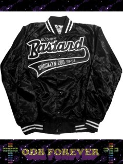 Ol Dirty Bastard / Brooklyn Zoo Jacket on Black