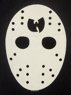 "WU-TANG CLAN Ghostface Killa ""Hockey Mask"" T-Shirt"