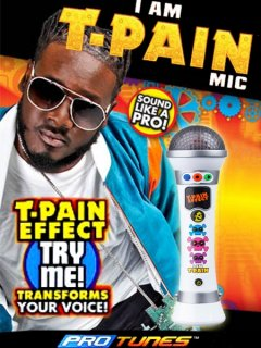 I Am T-Pain Mic & Speakers Set