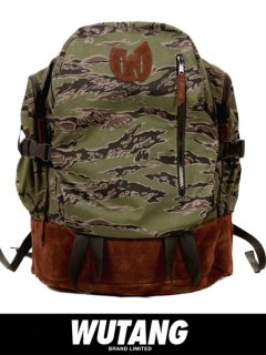 "Rocksmith x Wu-Tang Clan ""Wu-Tang Everyday"" Camo Backpack"