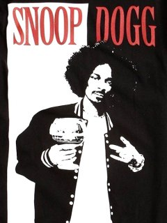 "Snoop Dogg ""Scarface"" T-Shirt"