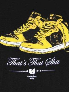 """Wu-tang LTD """"Wu-Kicks"""" Tee"""