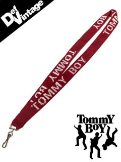 TOMMY BOY RECORDS NECK STRAP