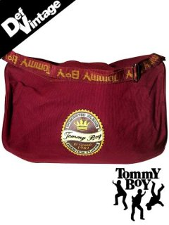 TOMMY BOY RECORDS BIG DRUM BAG
