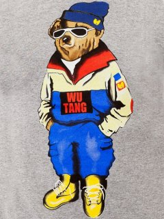 "WU-TANG LTD ""The Wu Bear"" T-Shirt"