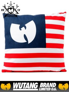 "WU-TANG LTD ""The Wu America"" Pillow Cushion"