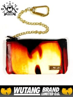 "WU-TANG LTD ""36 Chambers"" Chain Wallet"