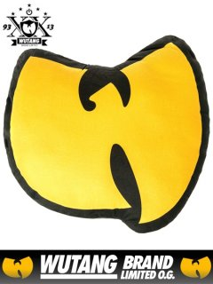 "WU-TANG LTD ""The Wu Bird Pillow"" Pillow Cushion"