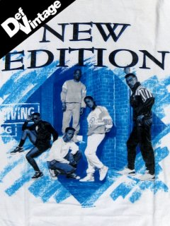 "'88 New Edition ""Heart Break"" T-Shirt"