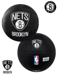 Brooklyn Nets Primary Logo Basketball
