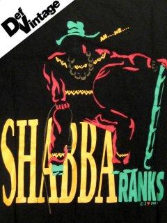 90's SHABBA RANKS T-shirt