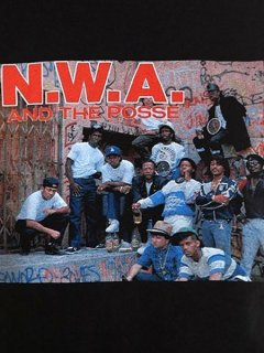 N.W.A And The Posse T-Shirt