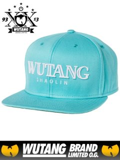 "WU-TANG LTD ""The Shaolin Luxury"" Tiffany Strapback"
