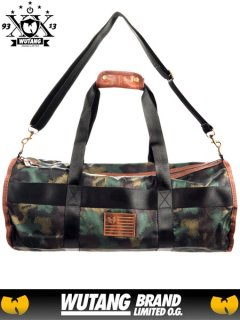 WUTANG LTD Spray Camo Duffle