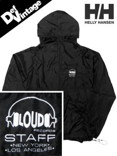 """Loud Records"" x Helly Hansen Staff Jacket"