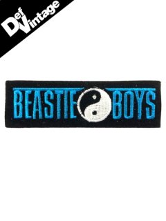 Beastie Boys Ying Yang Logo Patch