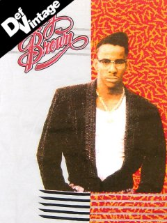 '89 Bobby Brown Logo & Photo T-Shirt