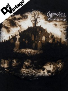 "'93 Cypress Hill ""Black Sunday"" T-Shirt"