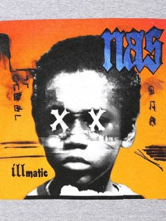 "NAS ""20th Anniv ILLMATIC"" T-Shirt"