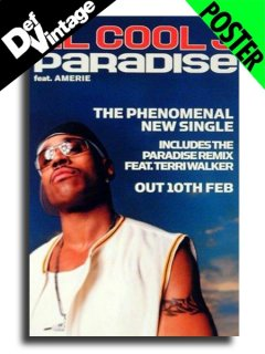 "'02 LL Colll J ""Paradise"" Poster"